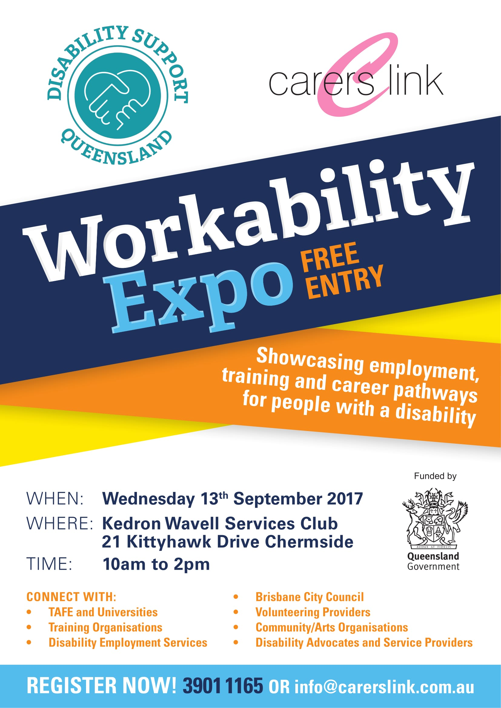 Workability Expo September 2017 ‹� Disability Support